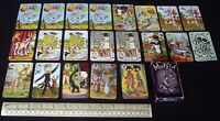 Vintage 1949 Muffin The Mule Card Game Spare Parts. Superb Artwork. BBC TV