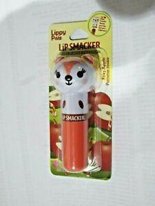 Lip Smacker Lippy Pals Fox Flavor Foxy Apple net wt .14oz