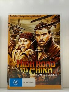 DVD - High Road To China - FREE POST #P1