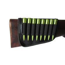 Rifle Cartridges Holder Gun Buttstock Ammo Carrier Bullet Pouch Hunting Neoprene