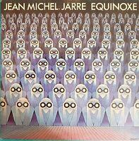 DISQUE 33 TOURS JEAN MICHEL JARRE ÉQUINOXE