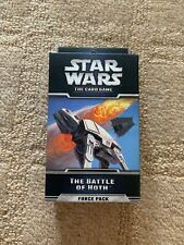 Star Wars TCG: The Battle of Hoth Force Pack by Fantasy Flight Games...
