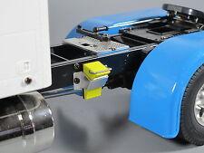 Wheel Tire Chock Stopper Block Tamiya RC TOY 1/14 King Knight Hauler Cascadia
