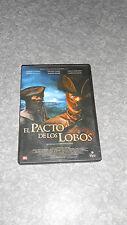 DVD *EL PACTO DE LOS LOBOS (LE PACTE DES LOUPS)