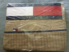 Tommy Hilfiger New Queen Flat Sheet Edgewood Cotton
