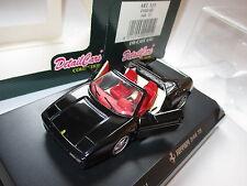 Ferrari 348 TS TARGA en Noir Nero Noir black, Détail Cars Collection en 1:43!