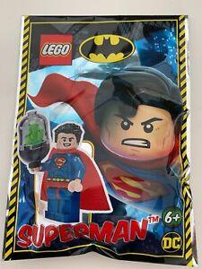 Lego Batman - Superman Mit Kryptonit - Neu Im Polybag #11L2
