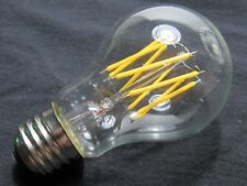 3X LOT Vintage Style Edison LED Light Bulbs 7W 40w Dimmable Filament warm white