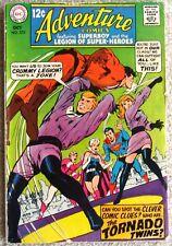Superboy & the Legion of Super Heroes 8 Adventure comics Don & Dawn Allen Flash