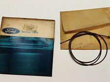 Ford Escort MK1 Speedo Cable,Inner ,N.O.S  part #  3024E 17262 E