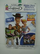 The Original Colorforms Sticker Story Adventure - Toy Story 4
