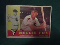1960 Topps Baseball #100_Nellie Fox_5.0