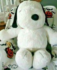 "Vintage Peanuts Snoopy Jumbo Plush Goffa Soft 36"" Rare Large Stuffed"