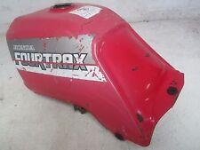 22I16 Honda TRX 300 2x4 1992 Fuel Tank Red 17520-HM4-850ZC