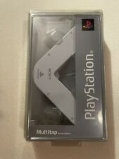 Official Sony PlayStation 1 Multitap (SCPH-1070) Sealed PS1 PSX PS One Multi Tap