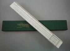 Faber Castell Rechenschieber 1/22 Disponent ab 1950 - NEUWERTIG (64510)