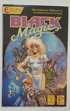 Black Magic 1 - 1990 Eclipse Comic Book - Masamune Shirow