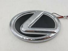 """Lexus LED 5D Red Light Emblem Logo 125*92mm 4.9 X 3.6"""" GS300 ES300"""