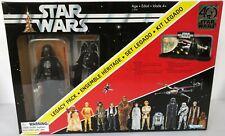 Star Wars The Black Series 40th Anniversary Legacy Pack Darth Vader Figure MIB