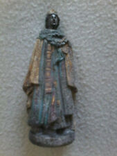 VINTAGE BLACK MADONNA OF GYPSIES [SAINT SARA] FIGURINE STATUE