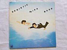Sadistic Mika Band 1974 Harvest ST-11375 Original 1st US Press Wally Traugott NM