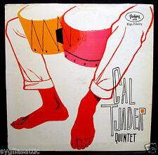 CAL TJADER QUINTET-Red Vinyl Jazz Microgroove Album From 1956-FANTASY #3232