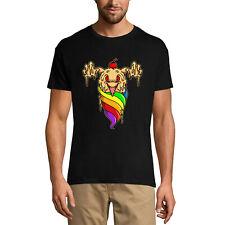 ULTRABASIC Homme T-shirt Monster Ice Cream - Monster Glaces - Tee shirt humour