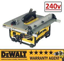 "DeWALT DW745 1700W 240V 10"" blade  610mm RIP Capacity Compact Table Saw NEW"