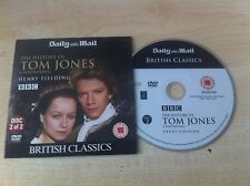 BBC THE HISTORY OF TOM JONES A FOUNDLING Henry Fielding Disc 2 Max Beesley DVD
