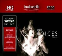 NEW Great Voices: Vol. 2 (Audio CD)