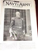 1898 Hinterer Admiral Henry John Carr Devonport Werft