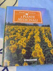 Le piante medicinali Fiori e Piante DeAgostini