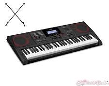 Casio CT-X5000 61-Key Portable Digital Keyboard w/AiX Sound Source & Free Stand