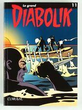 BD prix réduit Diabolik Le Grand Diabolik - tome 11