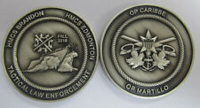 Operation Caribbe Royal Canadian Navy Challenge Coin