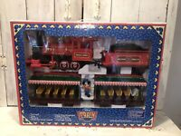 Walt Disney World Train Set In Box 1988