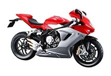 MAISTO 1:12 MV Agusta F3 Serie Oro 2012 11095 MOTORCYCLE BIKE DIECAST MODEL