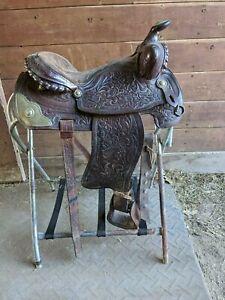 """15"""" Royal King Western Saddle"""