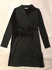 Oui Women Wrap Dress/ By Oui Collections/ Cocktail Dress/Size: 14