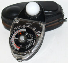 Sekonic Studio Deluxe Light Meter (model L-28C2)