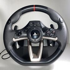 Hori Playstation Racing Steering Wheel/works with PS3