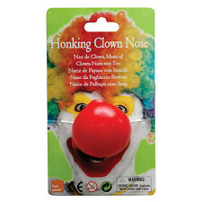 # Clown Nez vinyle matière klaxonner Déguisement Enfants Accessoire fête