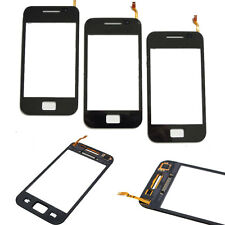 New Front Touch screen glass lens for Samsung Galaxy Ace S5830 GT-S5830 Black