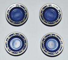 65351 Plato azul dorado 4u playmobil,medieval