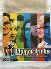 The Big Bang Theory Ultimate Genius Part Game NEW