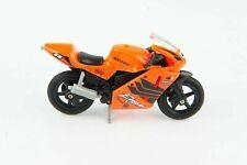 Yamaha EAGLE-68 Motorcycle Model 1:24 Scale Alloy Orange Motobike Motor Hot Toy