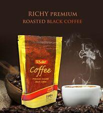 RICHY BLACK COFFEE premium roasted high quality ceylon black coffee 100g