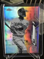 2020 Topps Chrome Brandon Belt Negative Refractor #147 San Francisco Giants