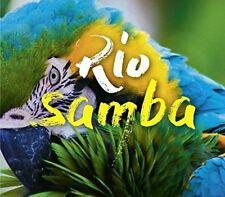 VARIOUS ARTISTS - RIO SAMBA [LE CHANT DU MONDE] NEW CD