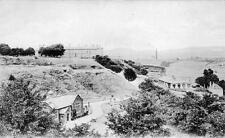Shorncliffe Camp Barracks Institute Nr Folkestone unused old pc Victoria Series